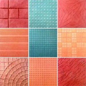 Glass Fibre Reinforced Tiles