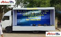 Advertising Service For Led Van On Rent In Lucknow