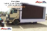 Led Mobile Van On Rent - 9540123636