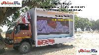 Truck Mount LED Screen rental