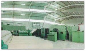 Geotextiles Production Line