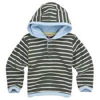Hooded Kids Wear