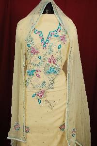 hand embroidered suits