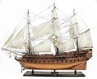 Le Superbe Wooden Model Ship