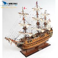 Wooden Model Ship - HMS VICTORY