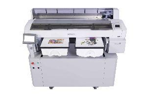 Digital Inkjet T-shirt Printer