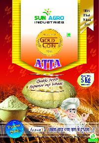 Gold Coin Chakki Atta