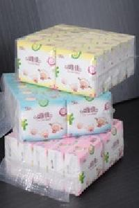 Bamboo Pulp 1/4 Fold Napkins Tissue