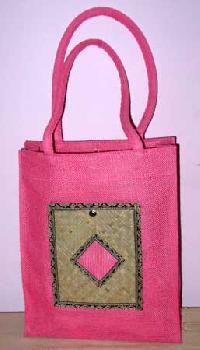 Jute Shopping Bag - 01