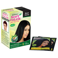Black Henna Dyes
