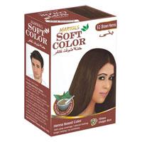 Dark Brown Henna Dyes