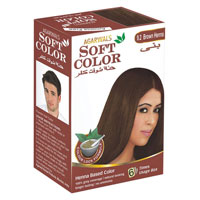 Brown Herbal Henna Hair Color