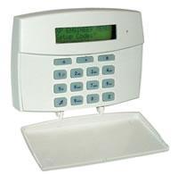 Intruder Alarm Control Panel