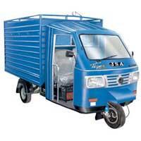 Tempo Goods Carrier Auto Rickshaw