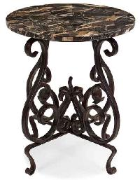 wrought iron furniture rot