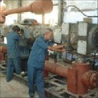 Machinery Maintenance Services, Machinery Repairing Services