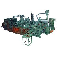 Fully automatic cone winding machine
