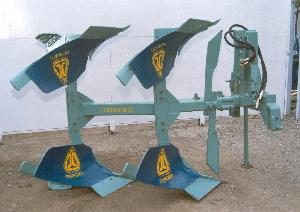 Hydraulic Reversible Ploughs