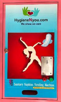 SHEE Semi Automatic Sanitary Napkin Vending Machine