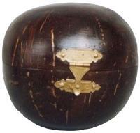 Coconut Shell Box