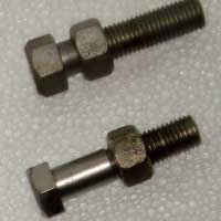 Titanium Nuts and Bolts