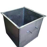 Titanium Storage Tank
