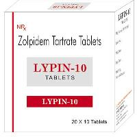 zolpidem tartrate and ibuprofen