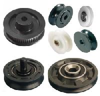 Forklift Plastic Pulley