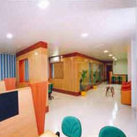 Bank Interior Designing