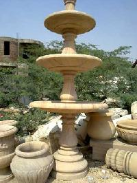 Sand Stone Fountain