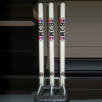 Cricket SPRING BACK STUMPS-WOODEN