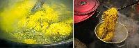 Yielding Natural Yellow Dye
