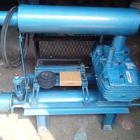 positive displacement air blower