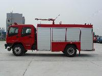 Fire Fighting Vehicles