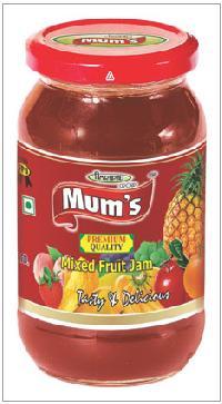 Mixed Fruits Jams