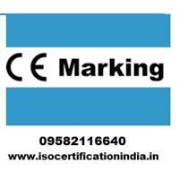 ce marking  notified certification in Delhi NCR