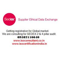 Sedex(smeta) Ethical Audit In..