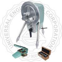 UEC-1016 A Stiffness Tester (Taber Type)