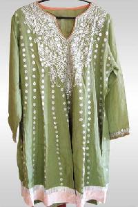 Crush Georgette Tunic