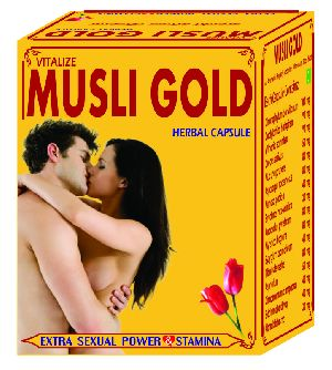 Musli Gold Capsules