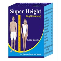 Super Height Capsule, Herbal Capsule