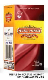 Musli Power Premium Capsules
