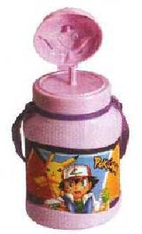 Plastic Water Bottle (Spiderman)