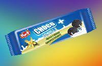 Choco + Vanilla Biscuits