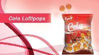 Cola Lollipops