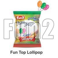 Big Boll Inside Bubble Gum Lollipop