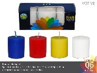 Moonglow Votive Candle