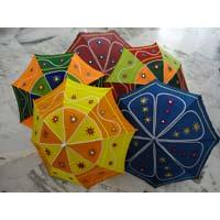 Handmade Garden Umbrellas
