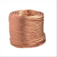 Bunched Copper Wires
