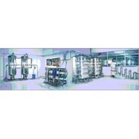 Mineral Water Plant Equipments